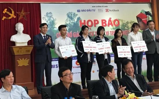 Công bố giải Golf từ thiện vì trẻ em Việt Nam lần thứ 12