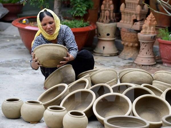 Hà Nam: Hỗ trợ phát triển làng nghề truyền thống