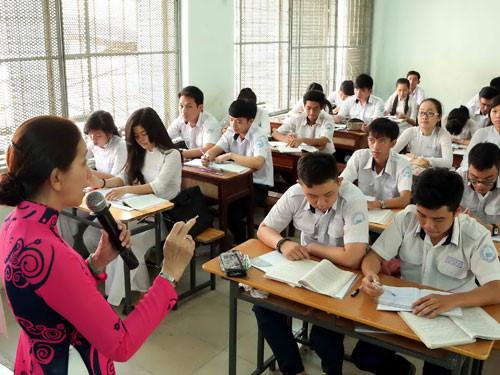 Góp ý chương trình giáo dục phổ thông môn Ngữ văn