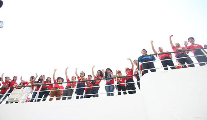 Tuyển thanh niên tiêu biểu thăm quần đảo Trường Sa
