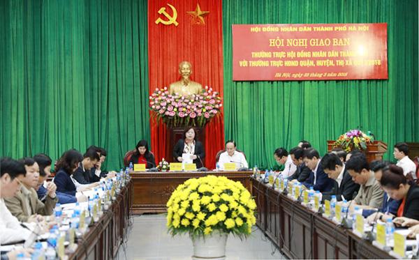 Chỉ rõ những vướng mắc trong thực hiện Nghị quyết mở rộng địa giới hành chính Thủ đô