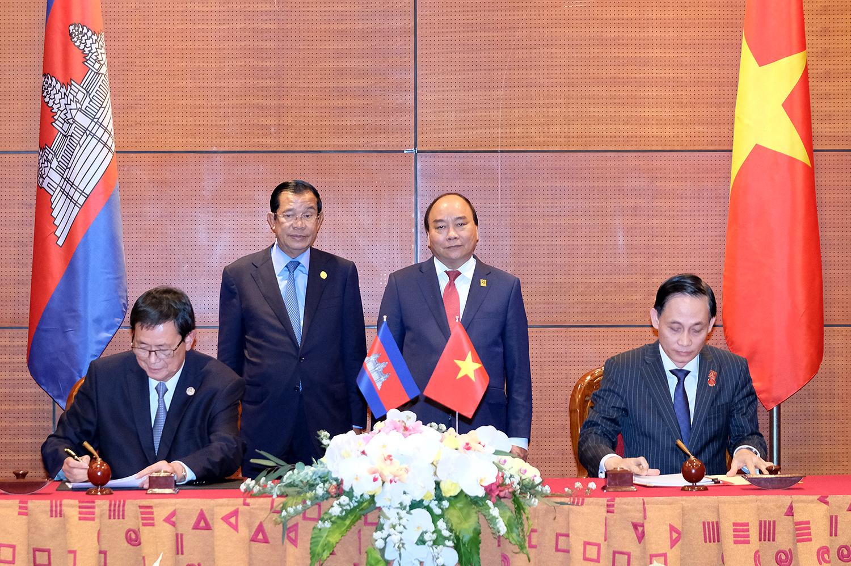 Việt Nam – Campuchia tăng cường phối hợp  công tác phân giới, cắm mốc