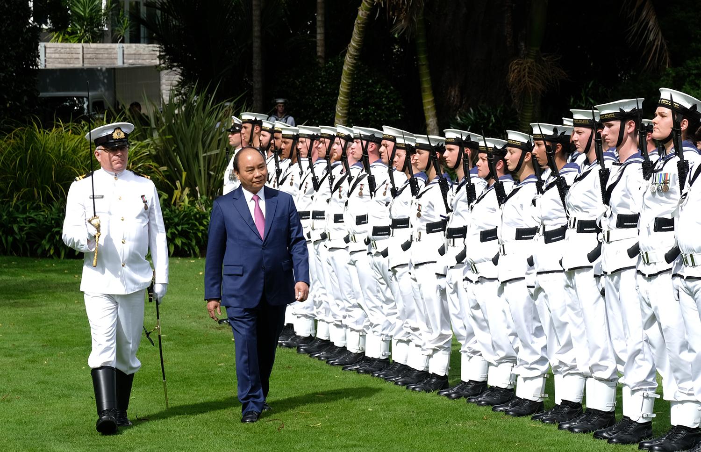 Thúc đẩy Quan hệ đối tác toàn diện hướng tới Đối tác chiến lược Việt Nam- Niu Di-lân