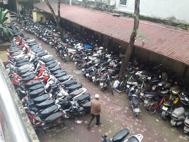 Hà Nội: Tăng cường xử lý vi phạm trông, giữ xe và vi phạm trong kinh doanh vận tải hành khách