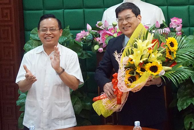 Phó Chủ tịch tỉnh Khánh Hòa giữ chức Phó Giám đốc Học viện chính trị quốc gia Hồ Chí Minh