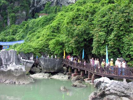 Quý I, Quảng Ninh đón 4,6 triệu lượt du khách du lịch