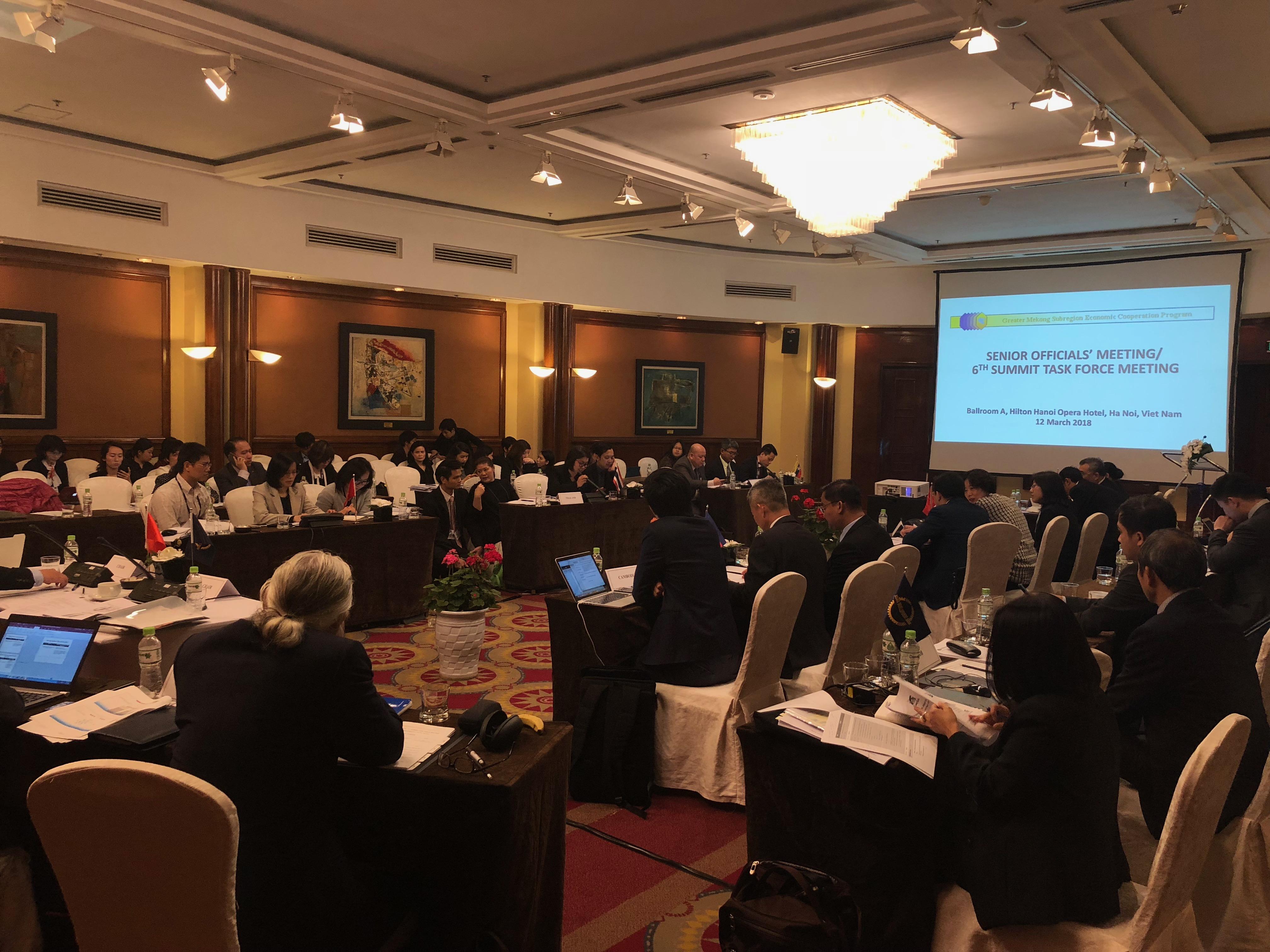 Việt Nam sẵn sàng cho Hội nghị GMS 6 và Tam giác phát triển CLV 10