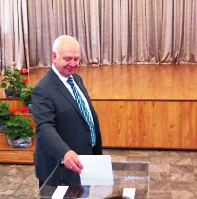 Công dân Nga tại Hà Nội bỏ phiếu bầu cử Tổng thống