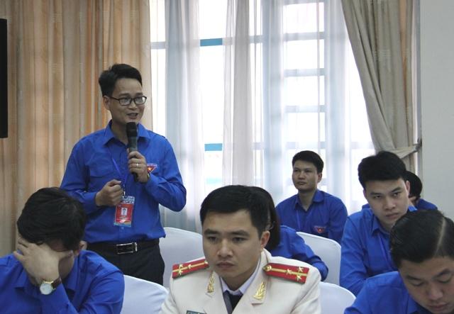 Hiến kế nâng cao chất lượng đội ngũ cán bộ Đoàn ở cơ sở
