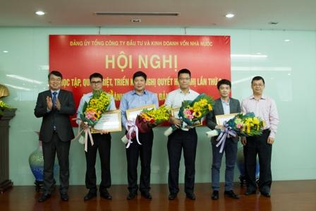 Đảng bộ SCIC triển khai thực hiện Nghị quyết Trung ương 6 khóa XII