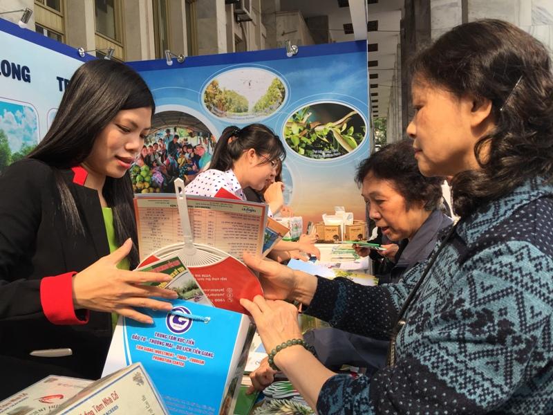 Hội chợ Du lịch quốc tế Việt Nam - VITM Hà Nội 2018