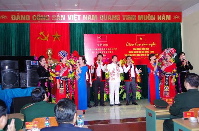 Lạng Sơn: Hiệu quả từ việc thực hiện mô hình kết nghĩa cụm dân cư hai bên biên giới