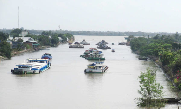 3 phương thức khai thác kết cấu hạ tầng giao thông đường thủy nội địa