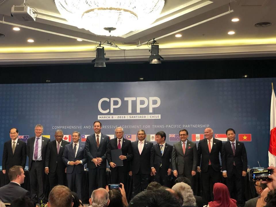 Việt Nam cam kết sớm đưa CPTPP vào thực hiện