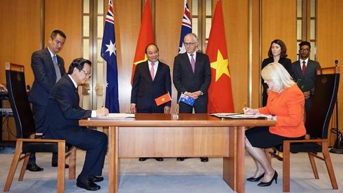 Việt Nam - Australiathúc đẩy hợp tác giáo dục nghề nghiệp