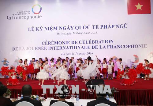 Quan hệ hợp tác giữa Việt Nam với Cộng đồng Pháp ngữ ngày càng được thắt chặt