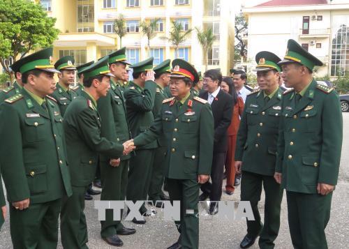 Phó Chủ tịch Quốc hội Đỗ Bá Tỵ làm việc tại tỉnh Điện Biên