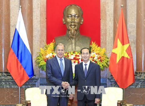 Việt Nam mong muốn Liên bang Nga tiếp tục quan tâm hỗ trợ đào tạo nhân lực