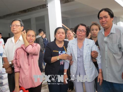 Vụ cháy nghiêm trọng tại Thành phố Hồ Chí Minh: Còn 44 nạn nhân đang điều trị tại các bệnh viện  