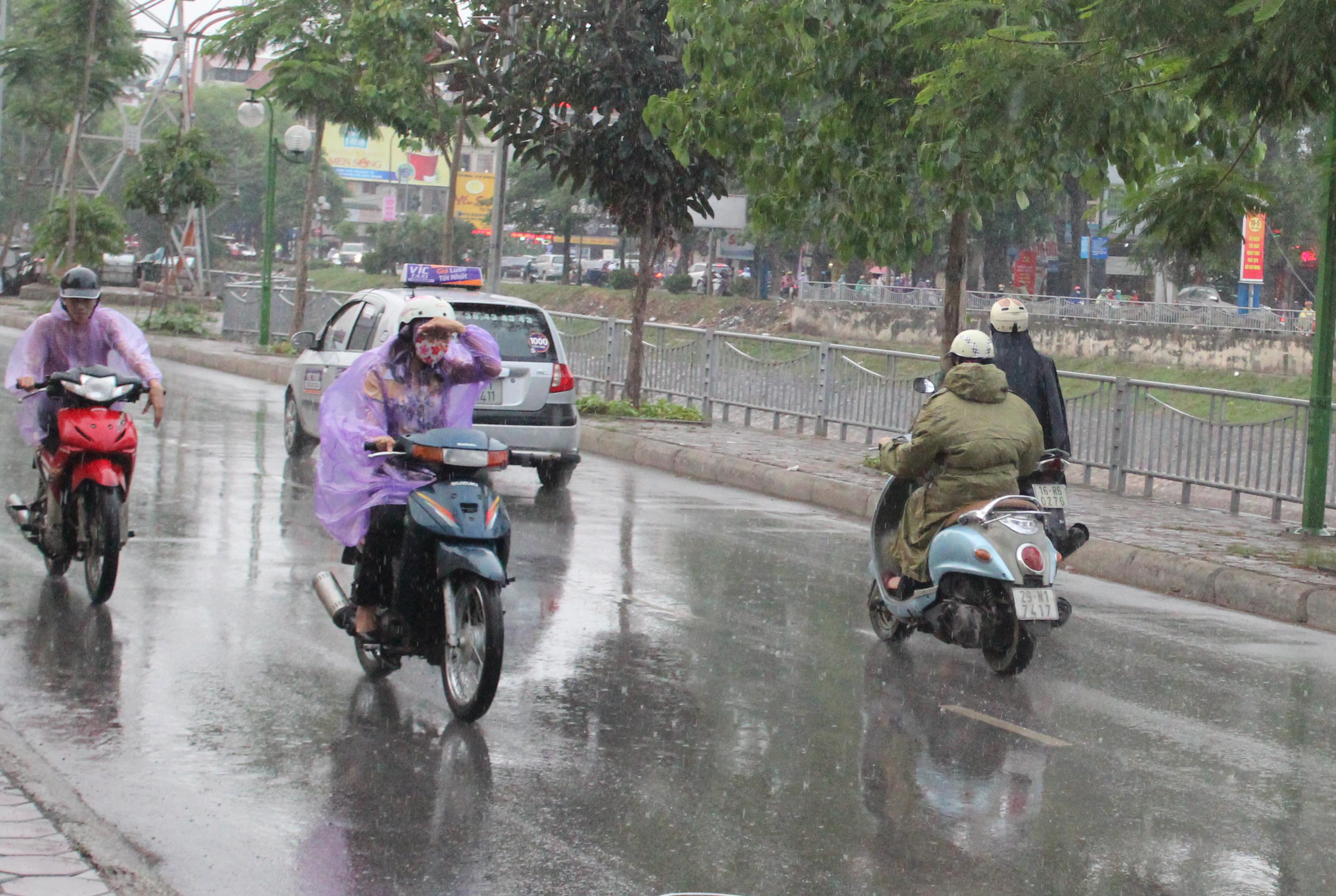 Không khí lạnh sẽ ảnh hưởng đến Bắc Bộ, Bắc Trung Bộ gây mưa, dông và rét    