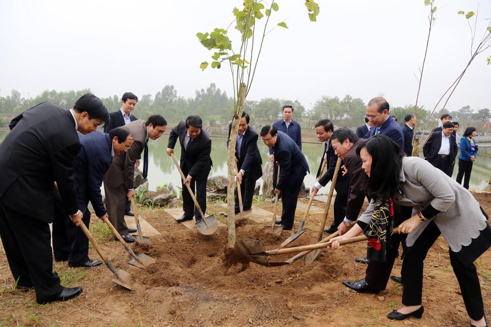 Để Tết trồng cây thực sự có ý nghĩa
