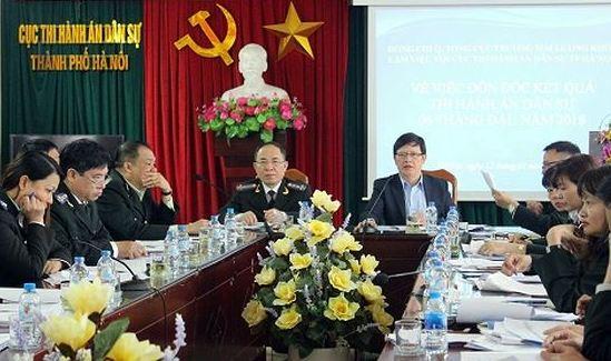 THADS Hà Nội: Tăng cường công tác quản lý, hạn chế tối đa các sai phạm