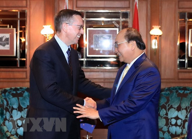 Thủ tướng Nguyễn Xuân Phúc: Cần mở thêm các tuyến bay thẳng Việt Nam - Niu Di-lân