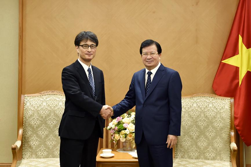 Sẵn sàng tạo điều kiện thuận lợi để doanh nghiệp của Nhật Bản đầu tư tại Việt Nam