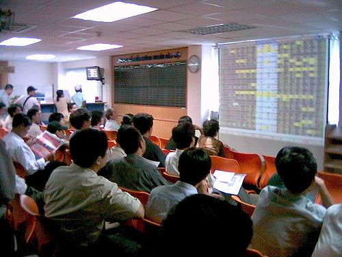Thị trường UPCoM thu hút mạnh nhà đầu tư