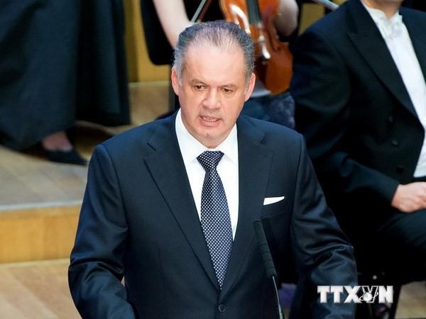 Slovakia: Thủ tướng được chỉ định hoàn thiện nội các