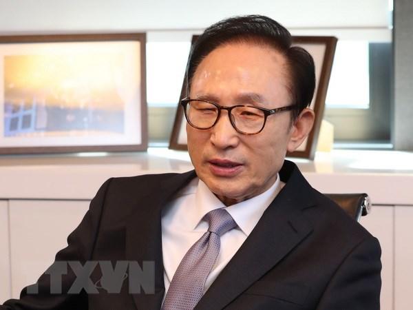 Cựu Tổng thống Hàn Quốc Lee Myung-bak bị thẩm vấn về cáo buộc tham nhũng