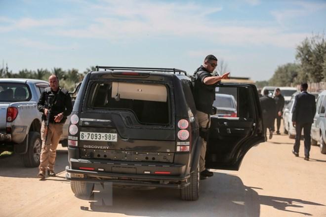 Hamas mở rộng điều tra vụ đánh bom nhằm vào Thủ tướng Palestine