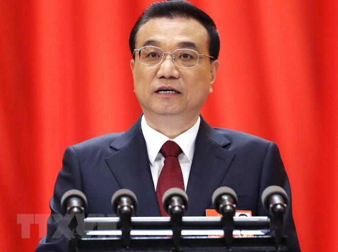 Thủ tướng Nguyễn Xuân Phúc gửi điện mừng Thủ tướng Quốc vụ viện Trung Quốc Lý Khắc Cường  