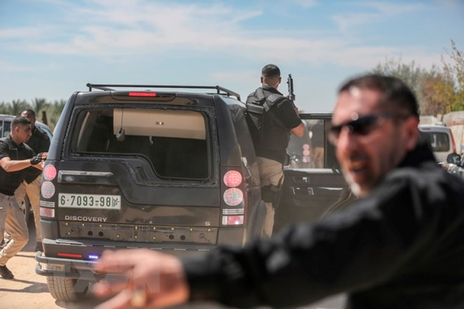 Căng thẳng giữa Hamas và Fatah sau vụ tấn công nhằm vào Thủ tướng Palestine