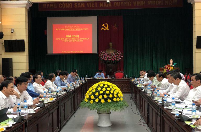 Hà Nội có 4 huyện, 255 xã đạt chuẩn nông thôn mới