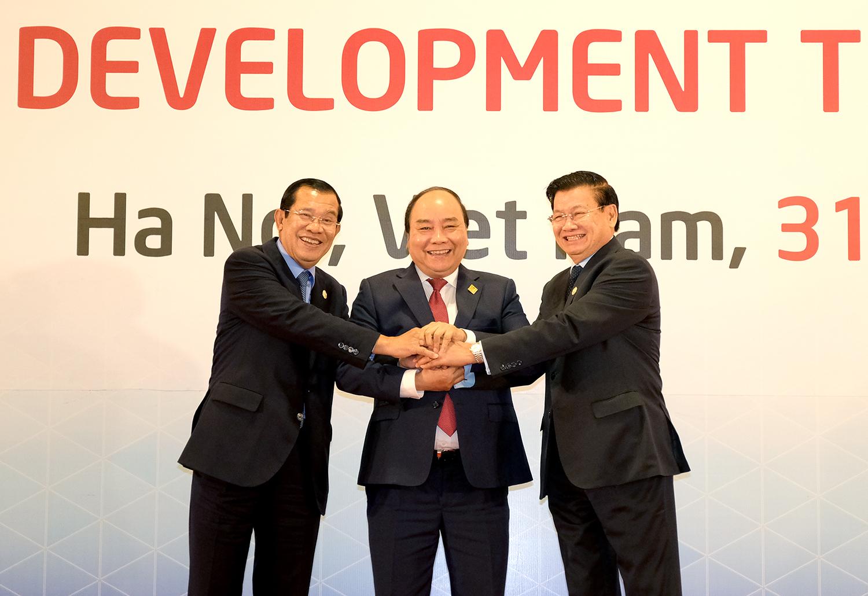 Tuyên bố chung Hội nghị cấp cao khu vực tam giác phát triển Campuchia – Lào - Việt Nam lần thứ 10