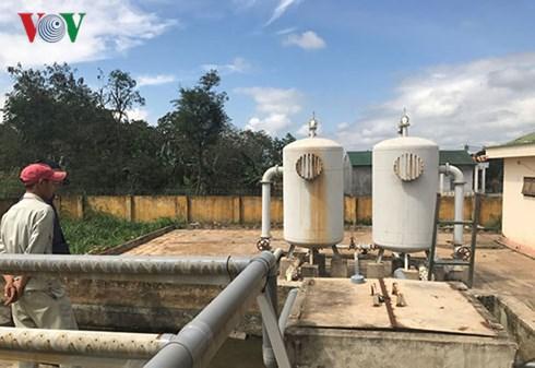 Quảng Trị: Nhiều công trình cấp nước hoạt động kém hiệu quả hoặc không hoạt động