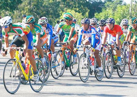 Khai mạc Giải đua xe đạp Cúp truyền hình Thành phố Hồ Chí Minh lần thứ 30