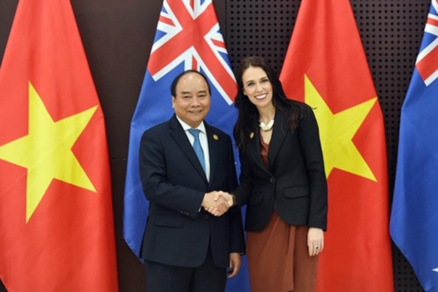 Hướng tới thiết lập quan hệ Đối tác chiến lược Việt Nam – Niu Di-lân