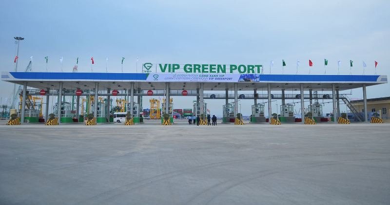 Hơn 63,2 triệu cổ phiếu Công ty cổ phần Cảng Xanh Vip lên sàn UPCoM
