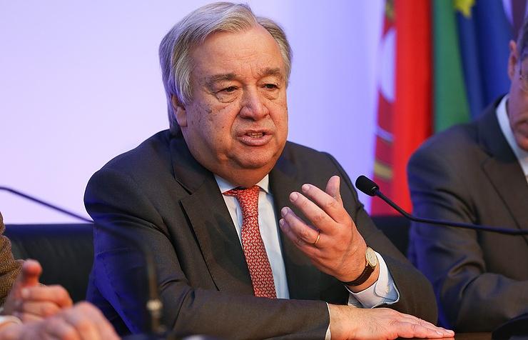 Tổng thư ký Liên hợp quốc cảnh báo sự quay trở lại của chiến tranh Lạnh