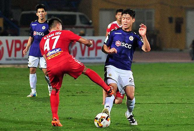 VFF ra án phạt với trung vệ Tăng Tiến của câu lạc bộ HAGL