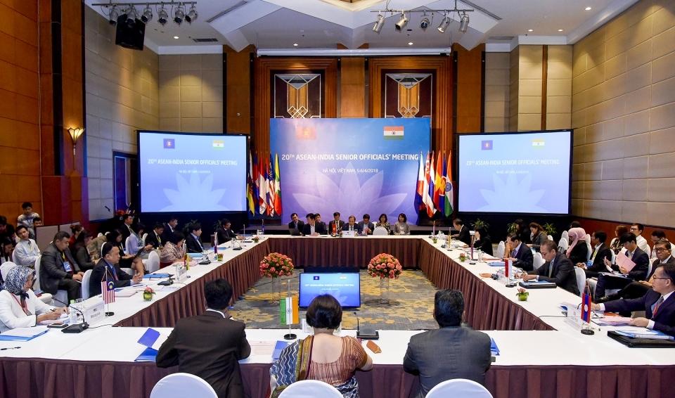 Quan hệ ASEAN-Ấn Độ đang có những bước phát triển quan trọng