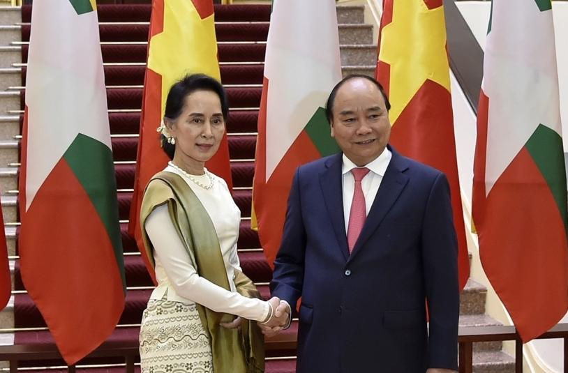 Tuyên bố chung Việt Nam - Mi-an-ma