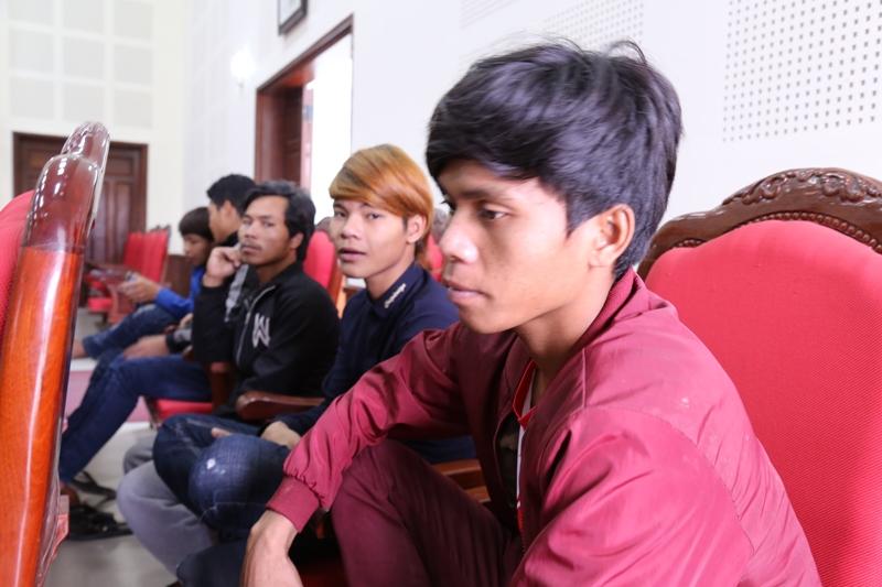 Quảng Trị: Giải cứu 11 lao động bị ngược đãi tại khu đào vàng