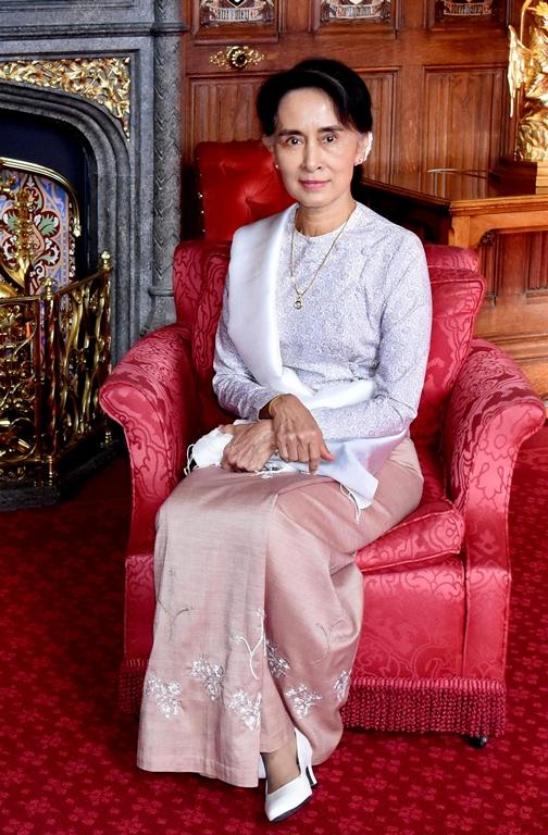 Cố vấn Nhà nước Cộng hòa Liên bang Myanmar thăm chính thức Việt Nam