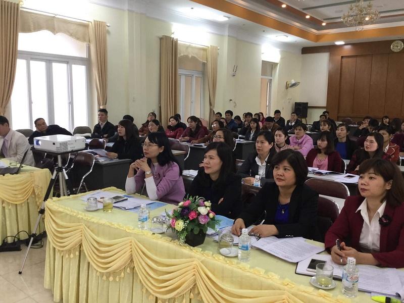 Tuyên Quang: Tập huấn nghiệp vụ thu BHXH tự nguyện, BHYT hộ gia đình tại huyện Chiêm Hóa