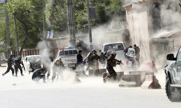 9 nhà báo thiệt mạng trong 2 vụ đánh bom tại Afghanistan