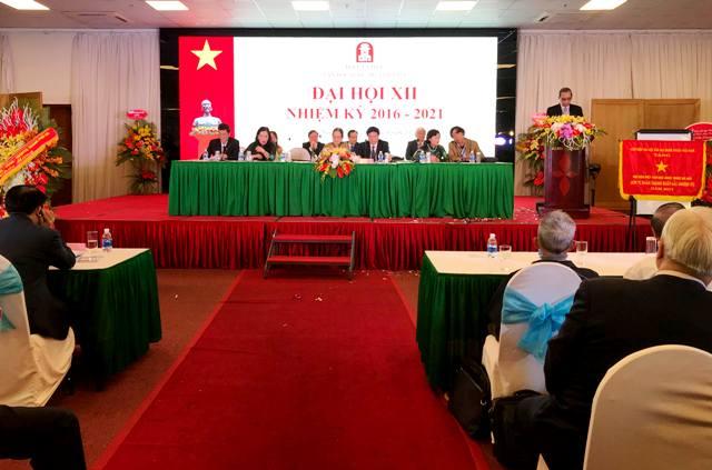 NSND Trần Quốc Chiêm được bầu giữ chức Chủ tịch Hội Liên hiệp Văn học nghệ thuật Hà Nội khóa XII