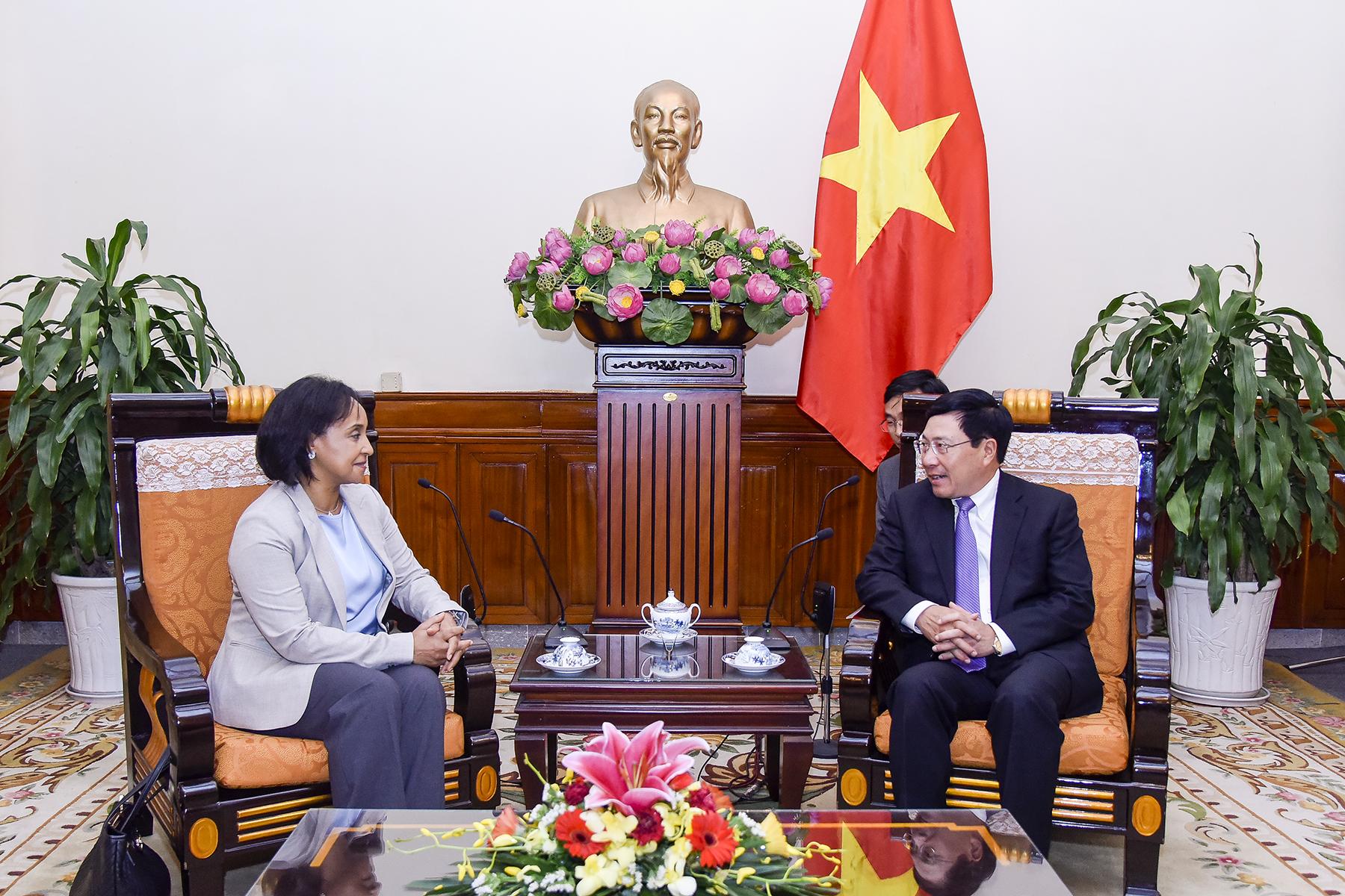 Đẩy mạnh hơn nữa trao đổi thương mại và đầu tư giữa Việt Nam – Ma-rốc